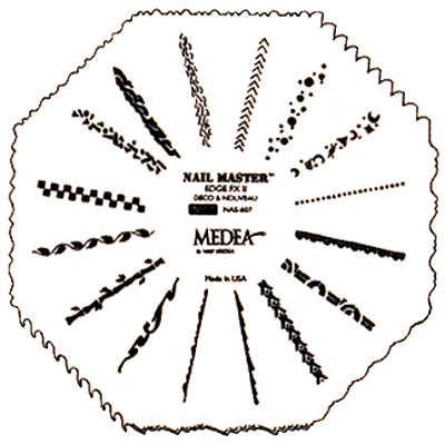 Medea Nail-Master Shield - Edge FX II