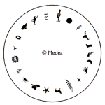 Medea Design Wheel - Western