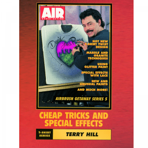 T-Shirt Cheap Tricks and Special Effects (DVD)