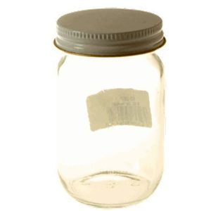 4oz paint jar & lid for Badger 250-4 (BB-50-267)
