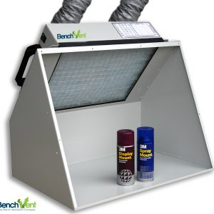 Hooded Airbrush Spray Booth