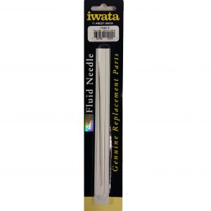 Iwata 0.23mm Fluid Needle for Custom Micron and Kustom