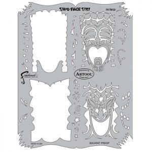 Dennis Mathewson's Tiki Master II Two Face Tiki
