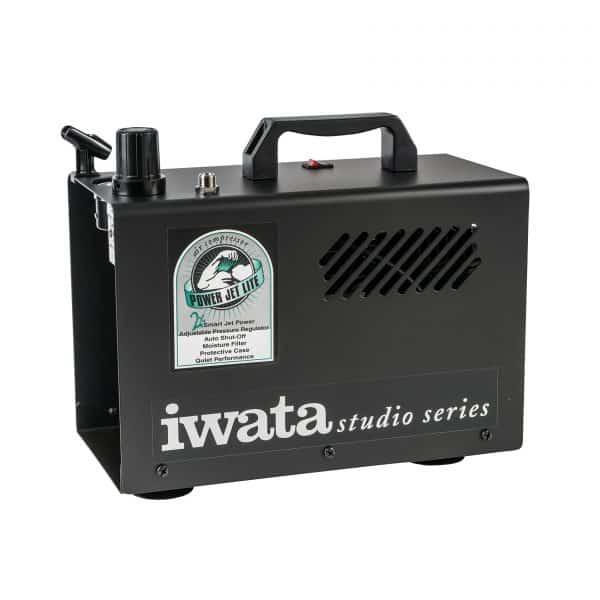Cheap Iwata Power Jet Lite Air Compressor Graphicair