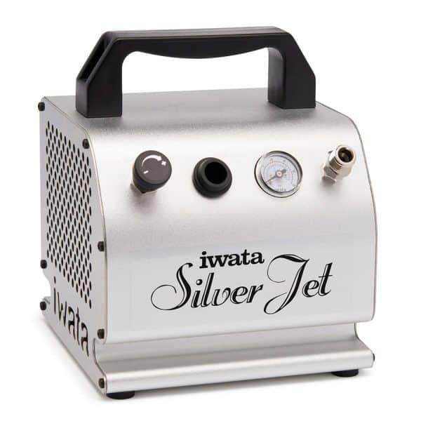 Iwata Studio Series Silver Jet compressor
