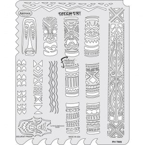 Dennis Mathewson's Tiki Master Totem Tiki
