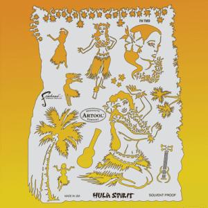 Dennis Mathewson's Tiki Master II Hula Spirit
