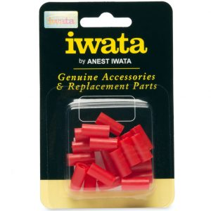 Redi Caps pack of 20 for Iwata bottles