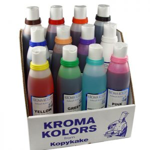 Kopykake 12 x 4oz Bottle Set