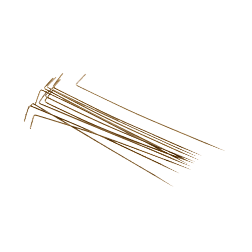 Paasche Left Hand Needles for AB Turbo pack of 12