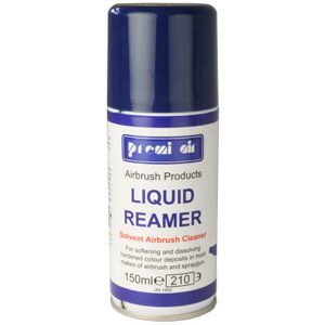 premiair liquid reamer solvent airbrush cleaner