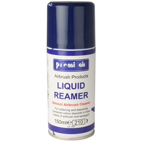 premiair liquid reamer solvent airbrush cleaner