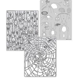 Craig Fraser's Spider Master - All Three!