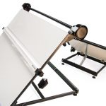 Priory A2 Desktop Drawing Board – Back & Front