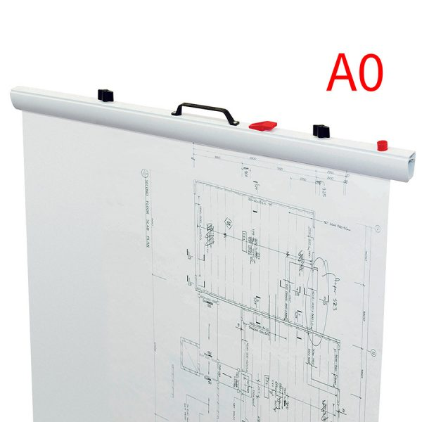 A0 Plan Clamp