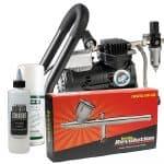 Professional Makeup Airbrush kit with Smart Jet Plus Handle Tank