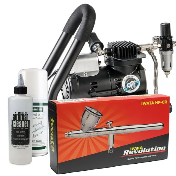 Professional Makeup Airbrush kit | Smart Jet Plus Handle Tank