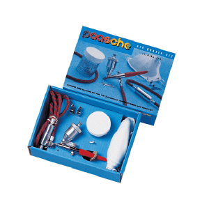 Paasche Air Eraser Kit