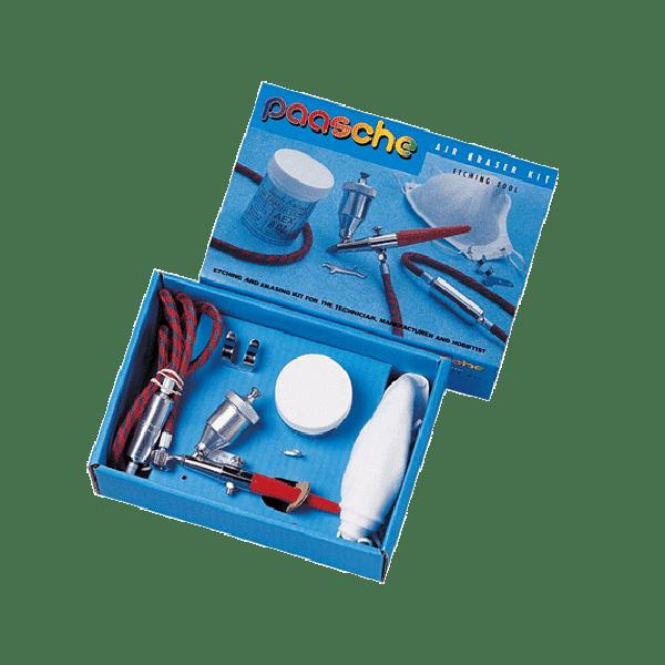 Paasche Air Eraser Kit