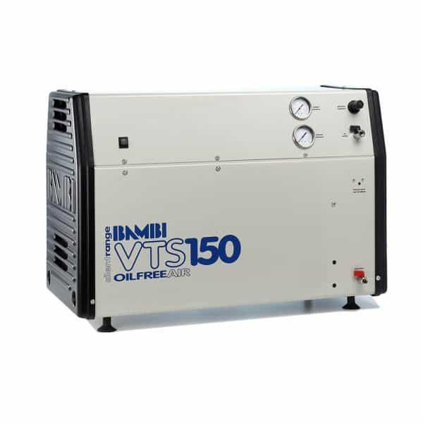 Bambi VTS150 Oil Free Silenced Compressor