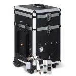 Iwata Professional G6 Spray Gun Tanning Kit with Maxx Jet Compressor and Storage Unit