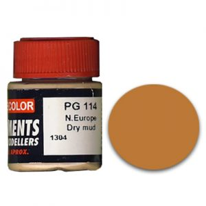 LifeColor Pigment: Northern Europe Dry Mud (22ml)