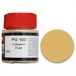 LifeColor Pigment: Lebanon Dust (22ml)