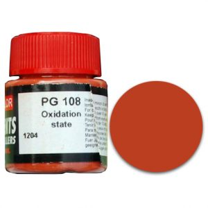 LifeColor Pigment: Rust Oxidation State (22ml)