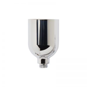 1/2oz (15ml) Metal Fluid Gravity Cup with Lid for Iwata HP-TH