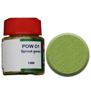 LifeColor Powder: Sprout Green (22ml)