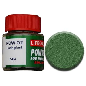 LifeColor Powder: Lush Plant (22ml)