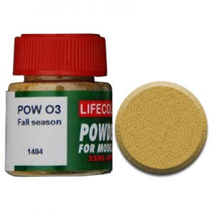 LifeColor Powder: Fall Season (22ml)