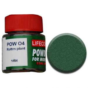 LifeColor Powder: Rotten Plant (22ml)