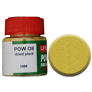 LifeColor Powder: Dried Plant (22ml)