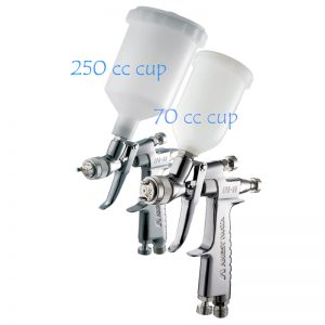 Iwata LPH-80 LVLP Spray Gun with 0.4mm Nozzle