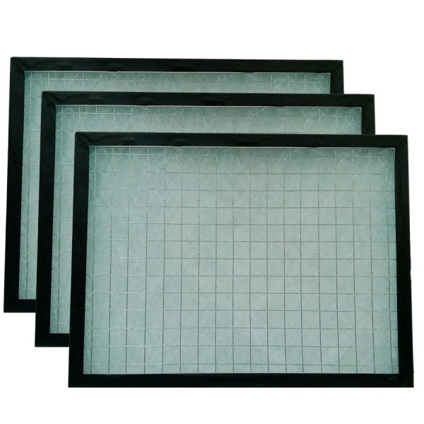 A3 Particle filters
