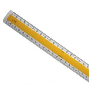 o 2 Verulam Mechanical Engineers Scale Rule