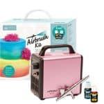 Cake decorating airbrush kit