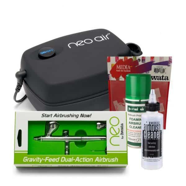 Portable Nail Art Kit