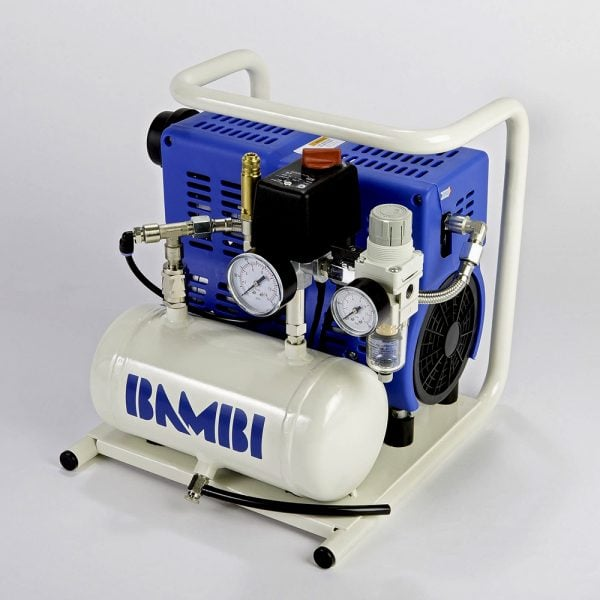 Bambi PT5 Oil Free Low Noise Compressor