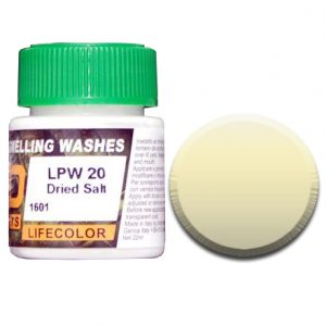 LifeColor Liquid Pigments Dried Salt (22ml)