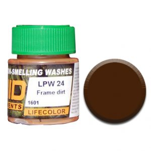 LifeColor Liquid Pigments Frame Dirt (22ml)