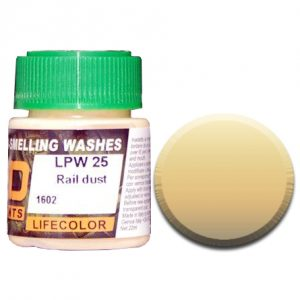 LifeColor Liquid Pigments Rail Dust (22ml)