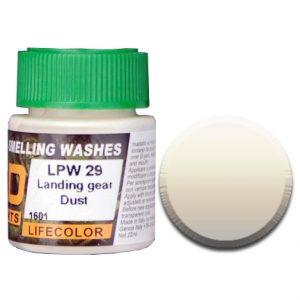 LifeColor Liquid Pigments Landing Gear Dust(22ml)