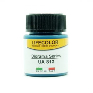 LifeColor Rail Blue 22ml