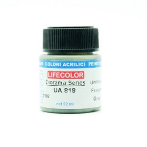 LifeColor Unfitted Freight Grey 22ml