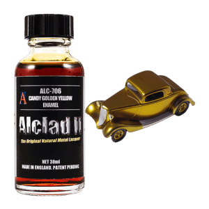 Alclad II Candy Golden Yellow