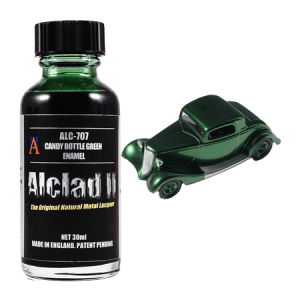 Alclad II Candy Bottle Green