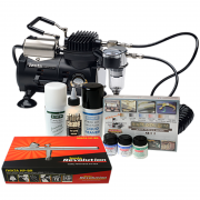 Scale Model Airbrush Kit