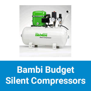 Bambi Budget Silent Compressors